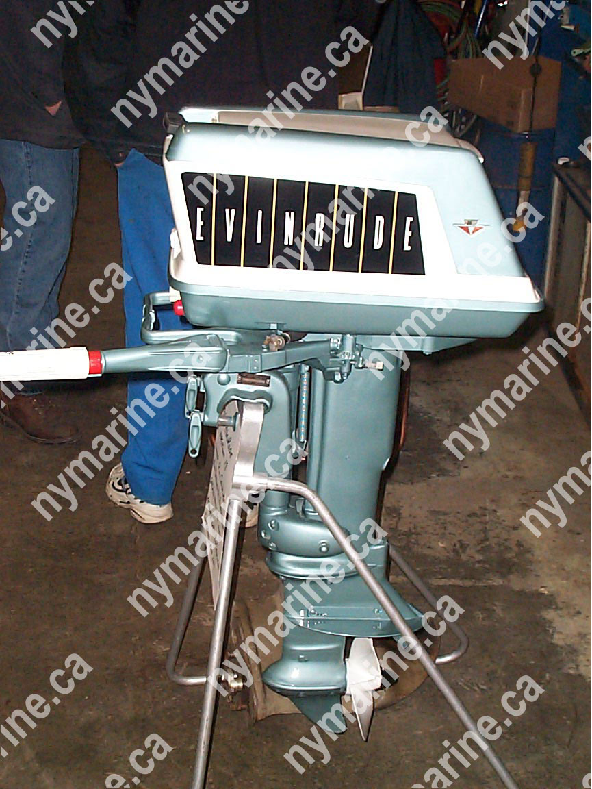 Antique and Classic Outboard Motor Paint & Decals